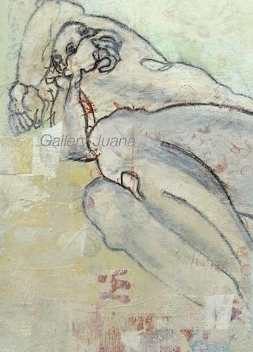 coupling II, wip, gallery juana