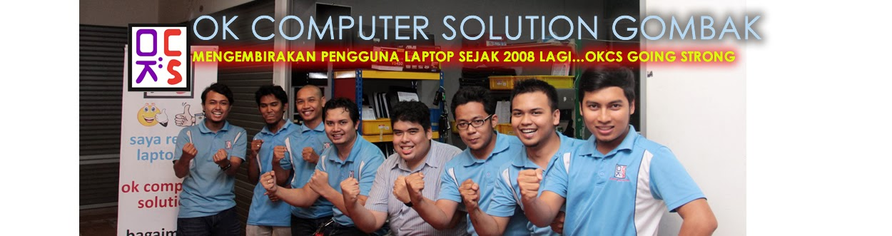 OK Computer Solution Gombak