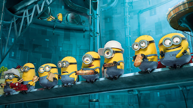 Despicable Me 2 HD Wallpaper
