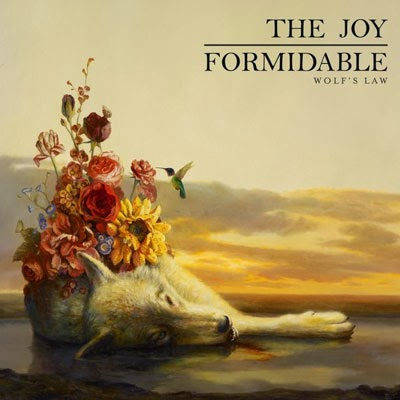 The 10 Best Album Cover Artworks of 2013: 02. The Joy Formidable - Wolf's Law