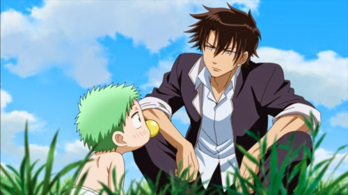 anime terbaik beelzebub
