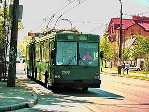 foto: jitomir troleybus