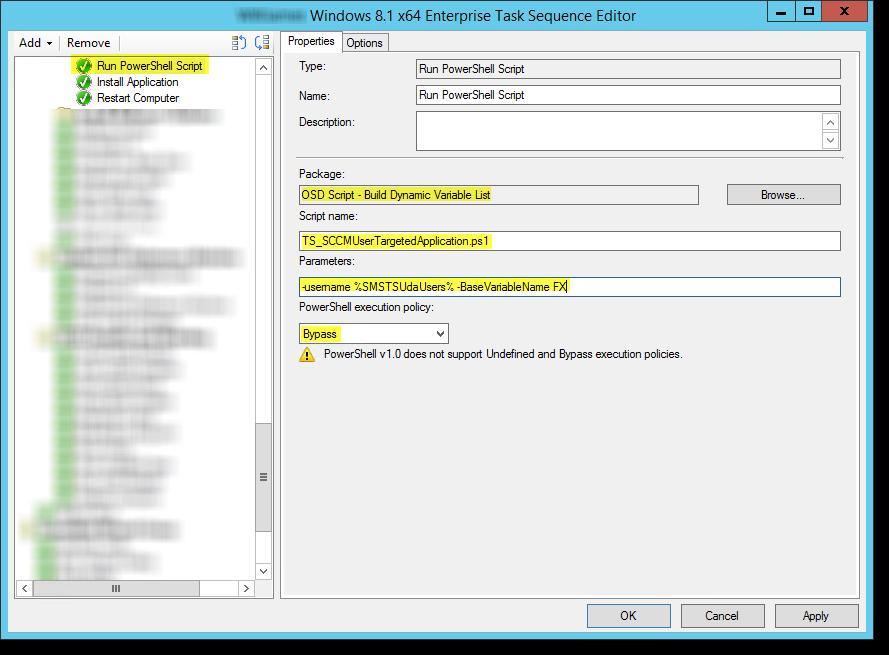 Sccm Task Sequence Run Powershell Script - newhairstylesformen2014.com