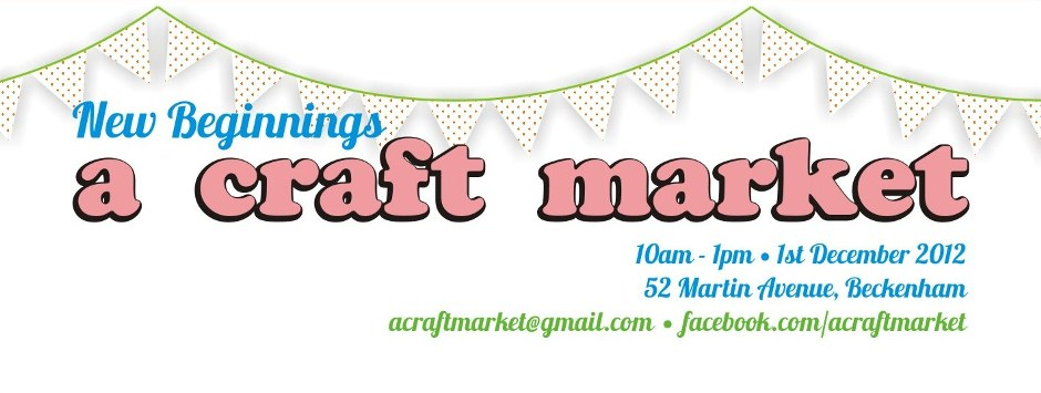 New Beginnings - A Craft Market