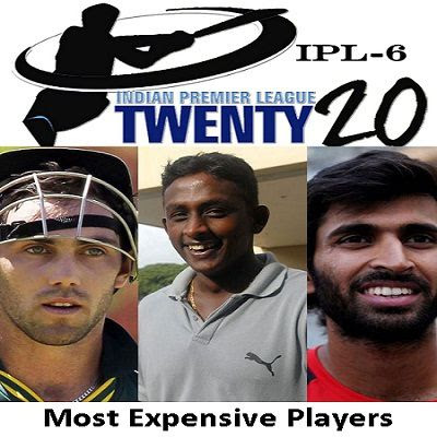 Top Expensive players of IPL 2013