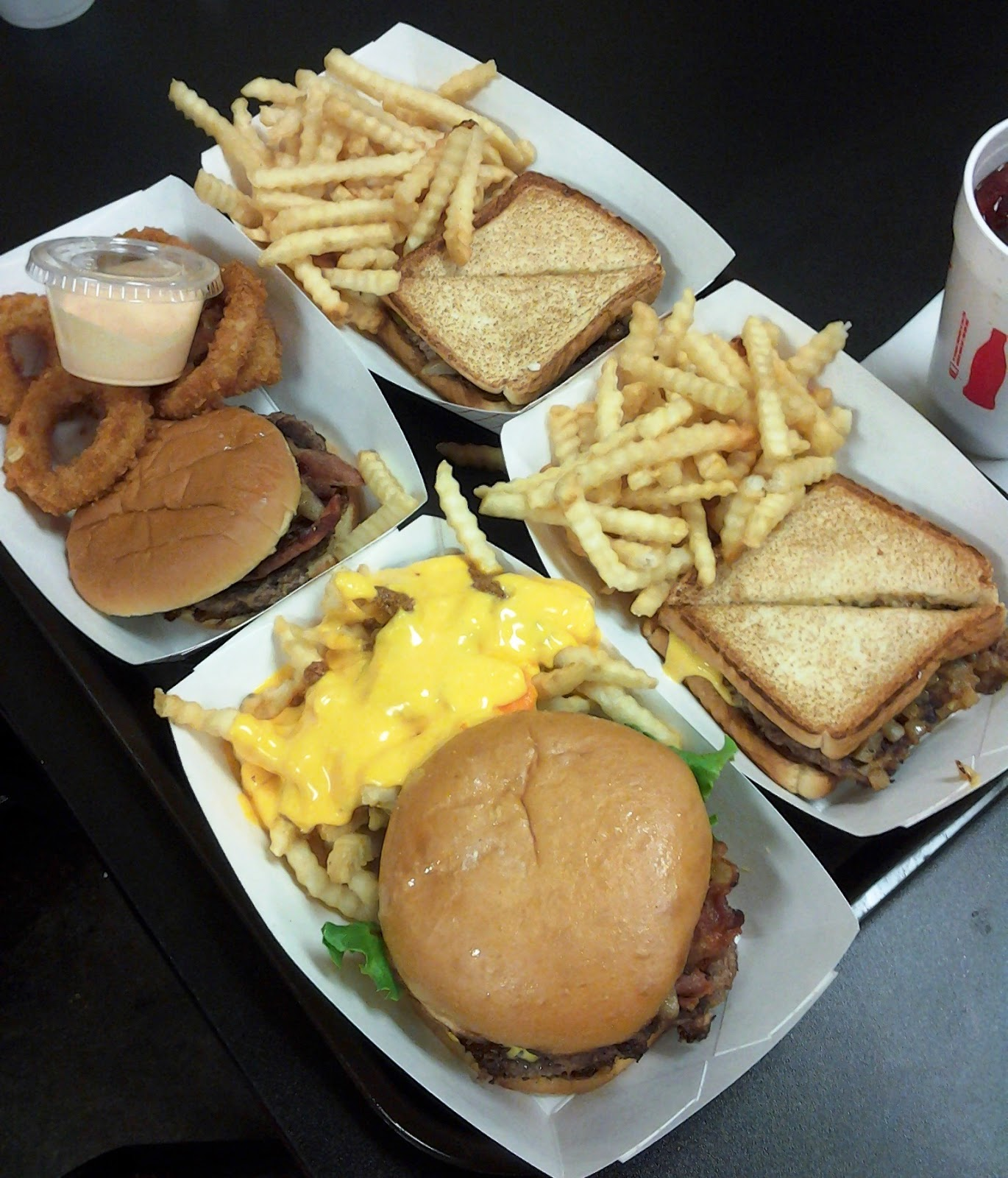 Nick S Old Fashioned Burgers