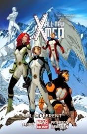 Cover of All-New X-Men Volume Four