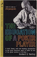 Herbert O. Yardley, 'The Education of a Poker Player' (1957)