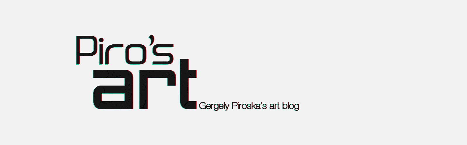 Piro's Art blog