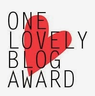 PREMIO ONE LOVELY BLOG AWARG