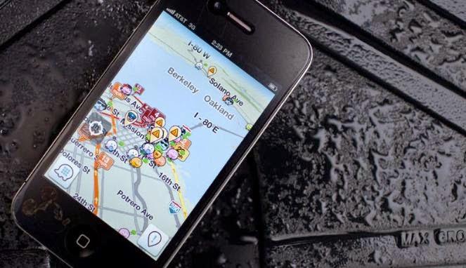 aplikasi maps apple