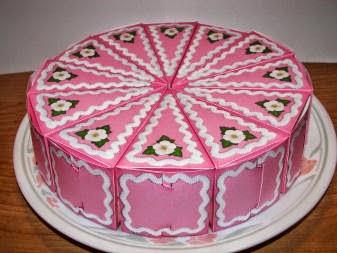 bolos decorativos