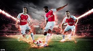 Full Arsenal fixtures for Premier League 2015-2016 season