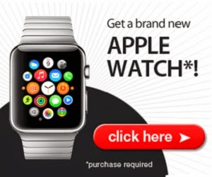 Have A Chance To Get Brand New Apple Watch