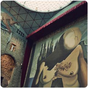 Teatre-Museu Dali, Figueres