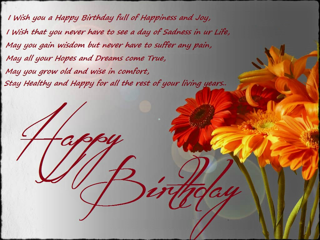 Best Birthday Wishes Quotes Birthday Wishes Pictures For Facebook « Birthday Wishes