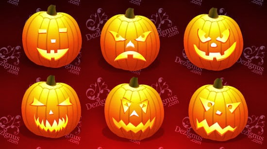 Una ventana abierta a nuestro mundo i concurso decoraci n calabazas halloween - Decoracion calabazas halloween ...