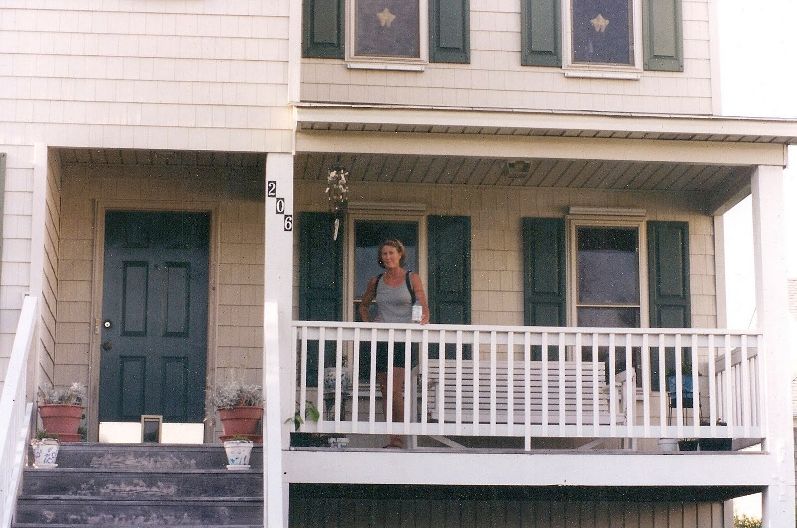 Fit To Surf 1998 The Kure Beach House Calif South
