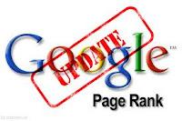 Update Pagerank Terbaru 4 Agustus 2011