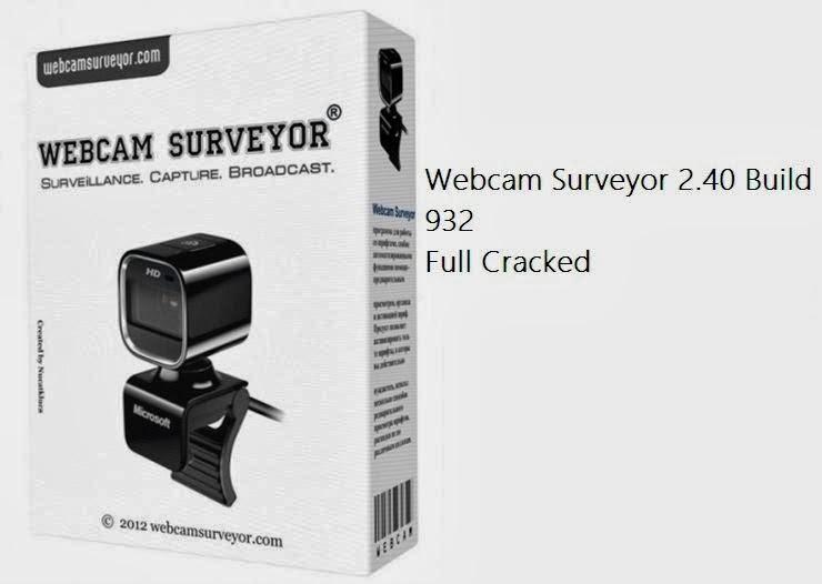 Crack webcam surveyor- Webcam Surveyor 1.9.2 build 561 crack Русская версия