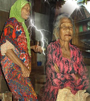 Penampakan Nenek Gayung penuh misteri