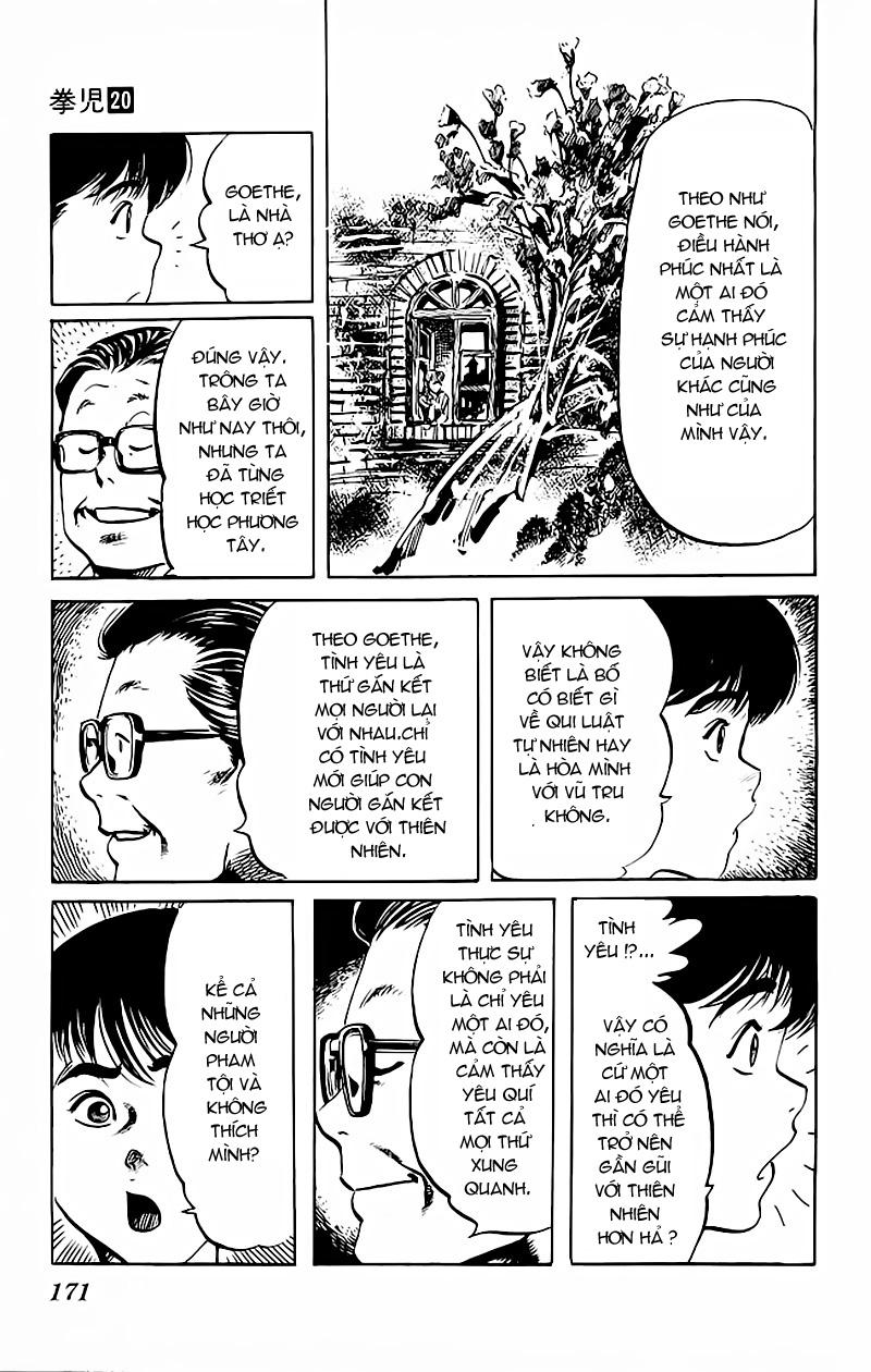 Kenji-Quyền Nhi Phương Thế Ngọc chap 193 - Trang 3