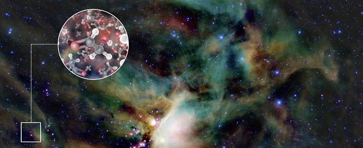 Resultado de imagen para polvo cosmico
