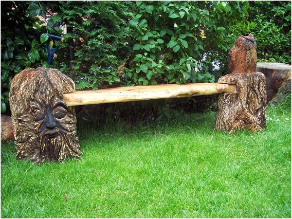 Tree Sculptures of Thomas Craggs