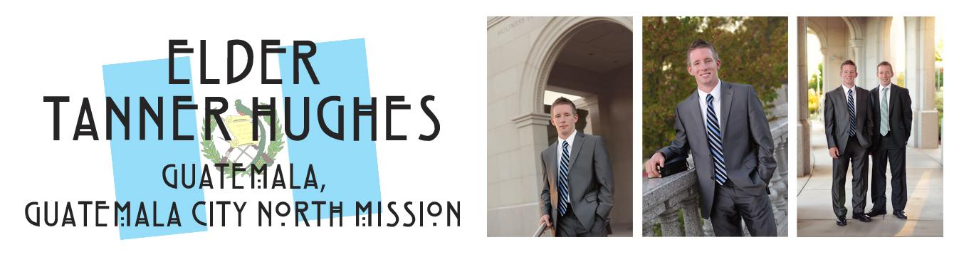 Elder Tanner Hughes