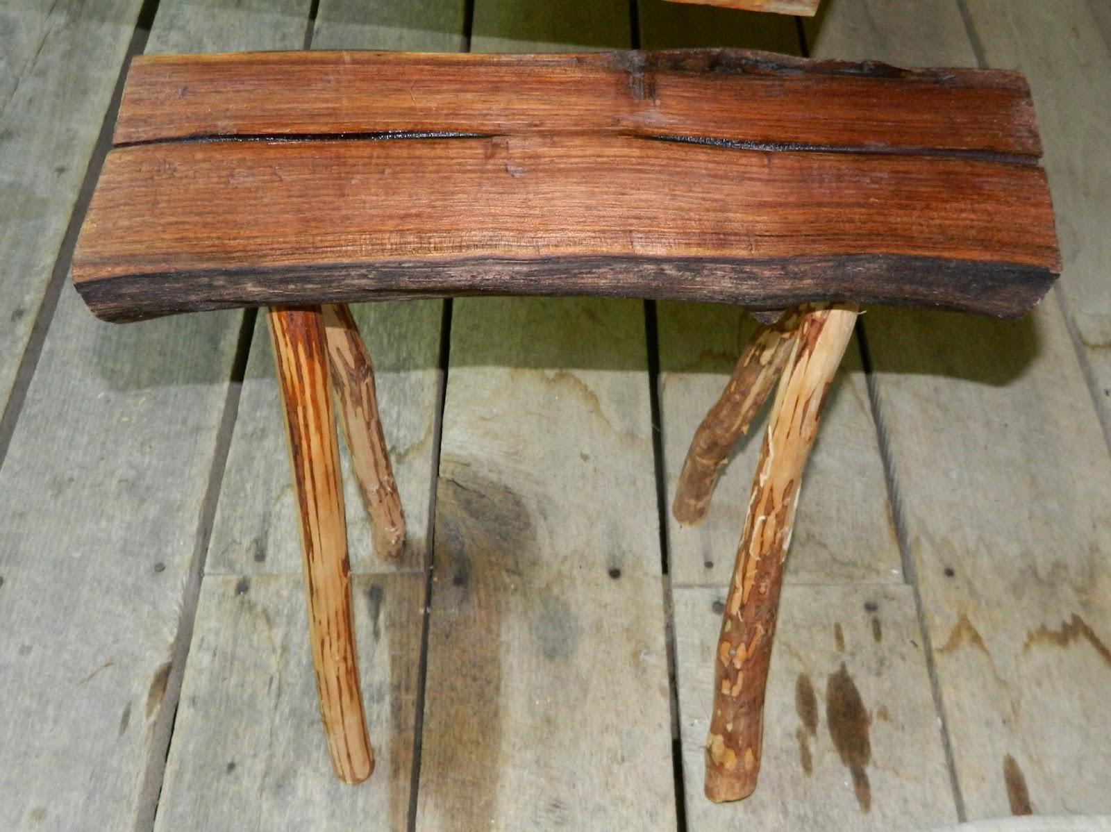 Lise's Log Cabin Life: Building A Primitive Table