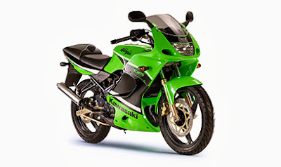 kips, green, se, sport bike,