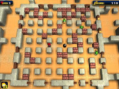 Bomber Mario online Jogos PC