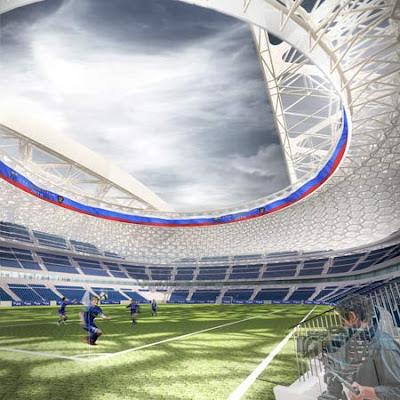 Vtb arena central dynamo stadium estadio moscú rusia moscow russia