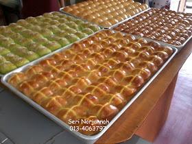 Aneka Roti Loyang XXL