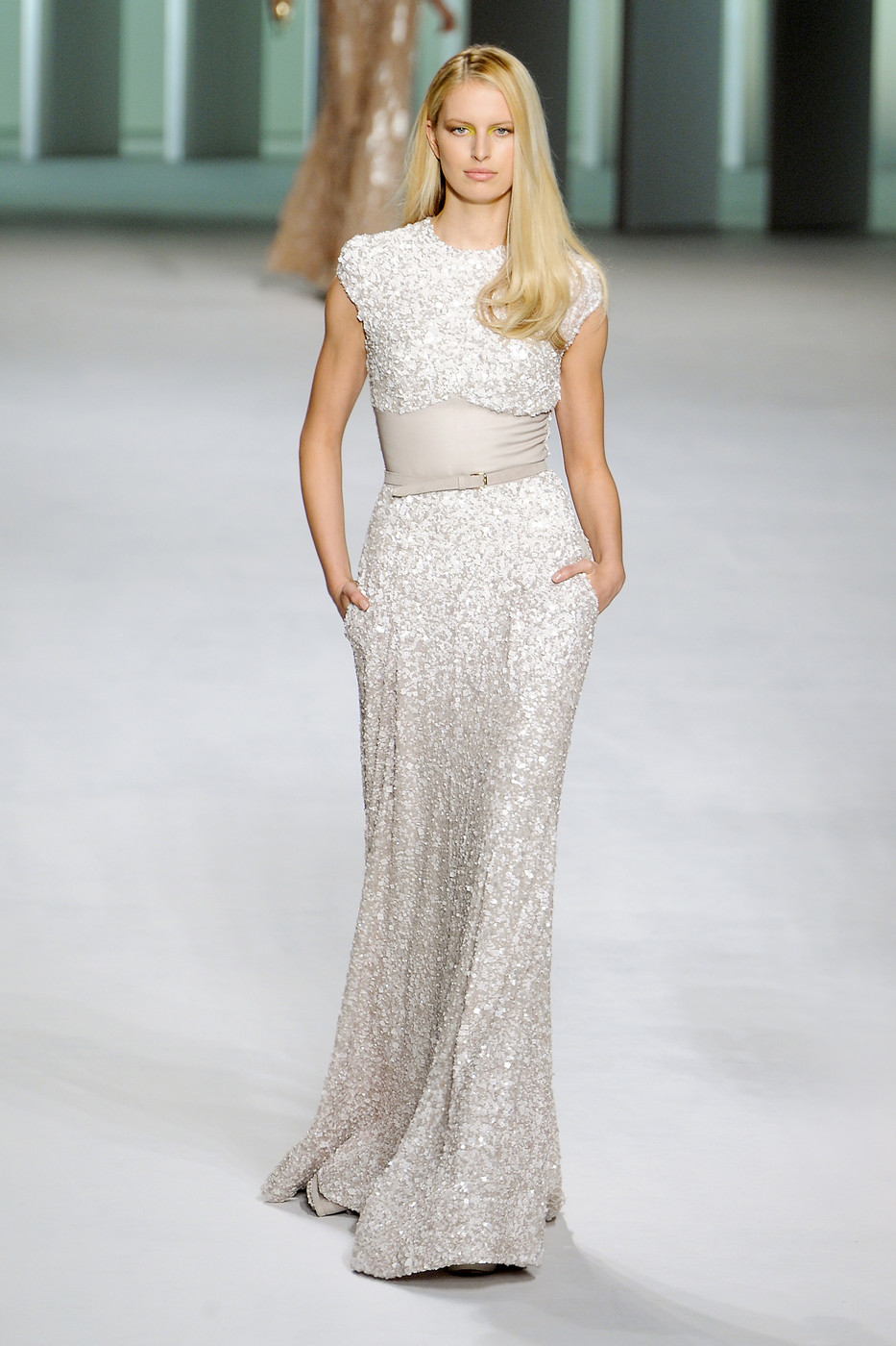 via fashioned by love | Elie Saab Spring/Summer 2011 White