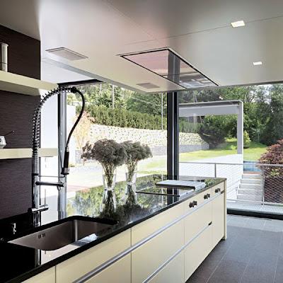 Modelos y dise os de cocinas abiertas cocina y muebles for Disenos cocinas abiertas