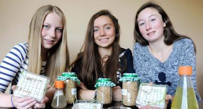 Lima Remaja Wanita Paling Berpengaruh di Dunia Selama 2015