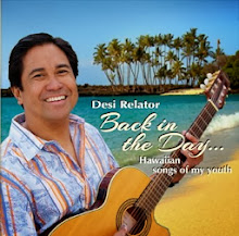Back In The Day…Hawaiian songs of my youth
