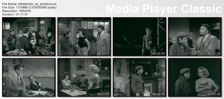 La pequeña tienda de los horrores ( 1960 )