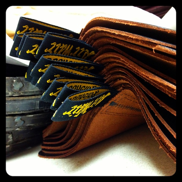 Dr Martens production iconic labels