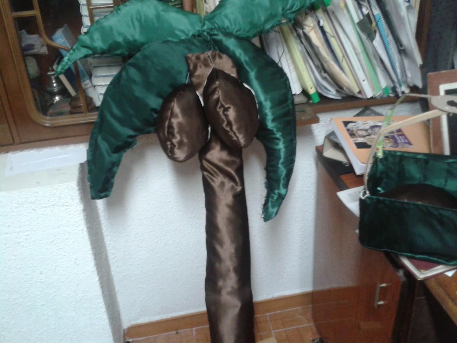 Marionecos mayo 2013 - Como hacer una palmera artificial ...