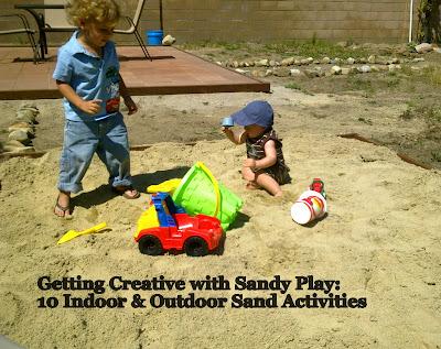 Sandpit Activities