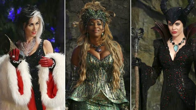 Once Upon a Time - Season 4B - Get to Know the Queens of Darkness