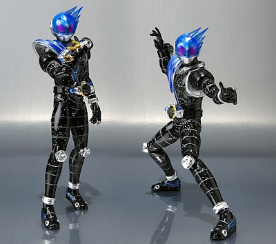 SH FiguArts Kamen Rider Meteor Revealed