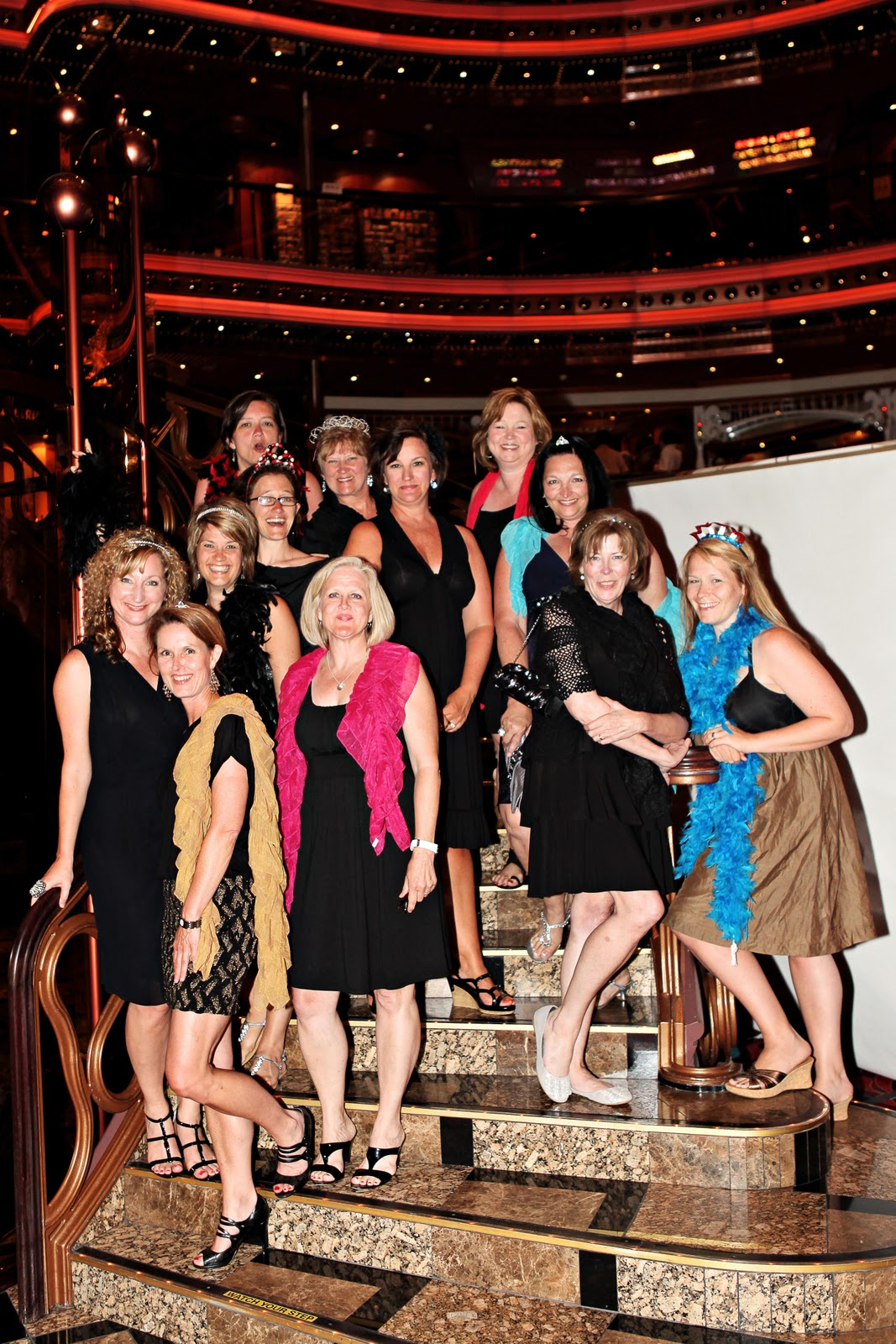 Carnival Cruise Dinner Wear Detlandcom - What to wear on a cruise ship dinner