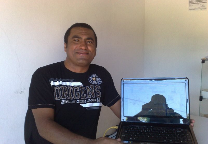 BLOG REDE WEB GURGUÉIA: GEDILSON CARVALHO