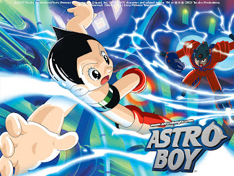 #6 Astro Boy Wallpaper