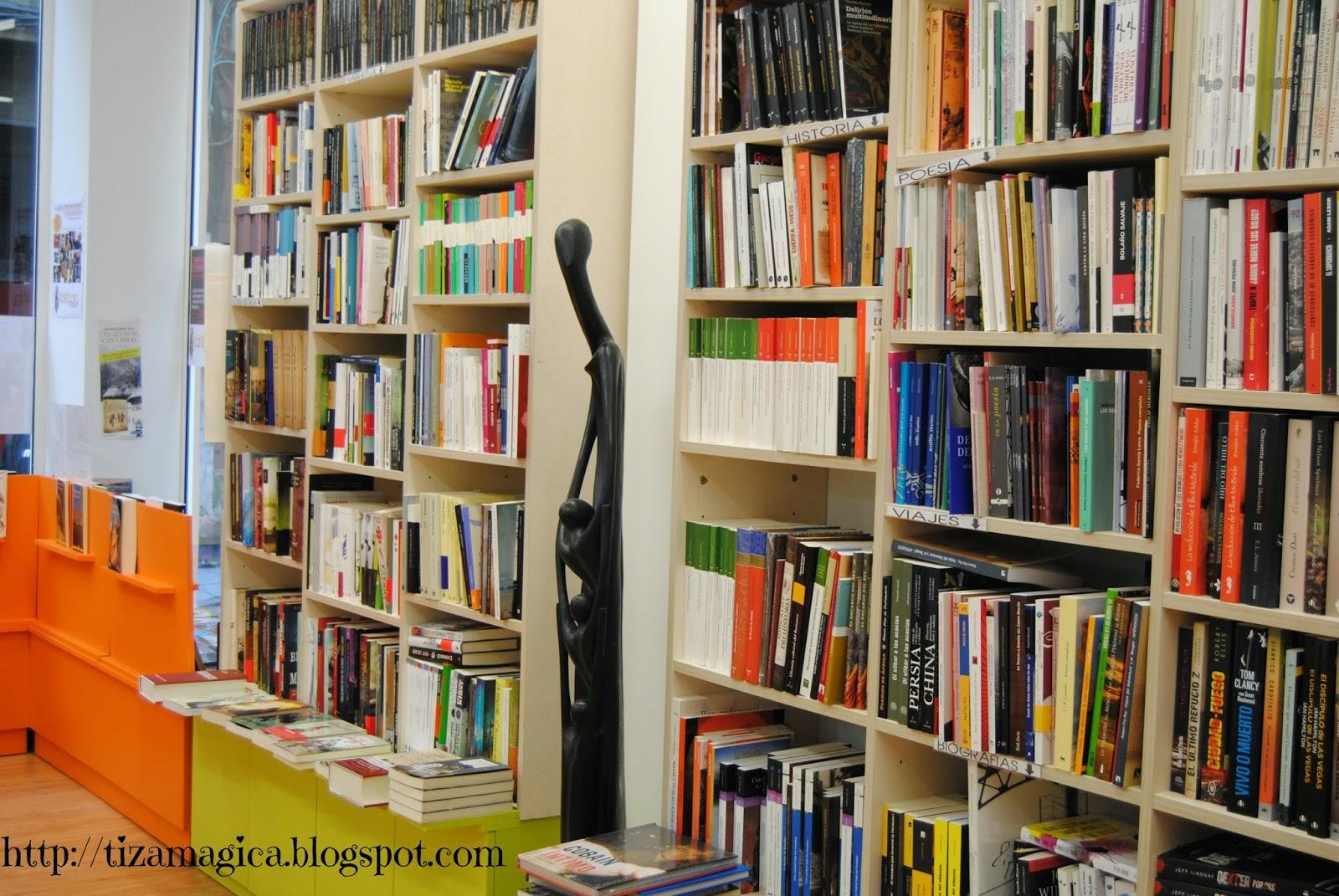 Conociendo un nuevo lugar: Librería Kattigara