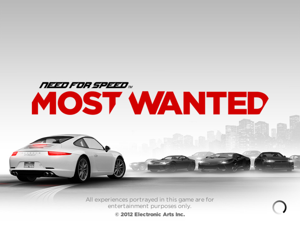 HACK iOS] Need for Speed™ Most Wanted v1.0.2 +10