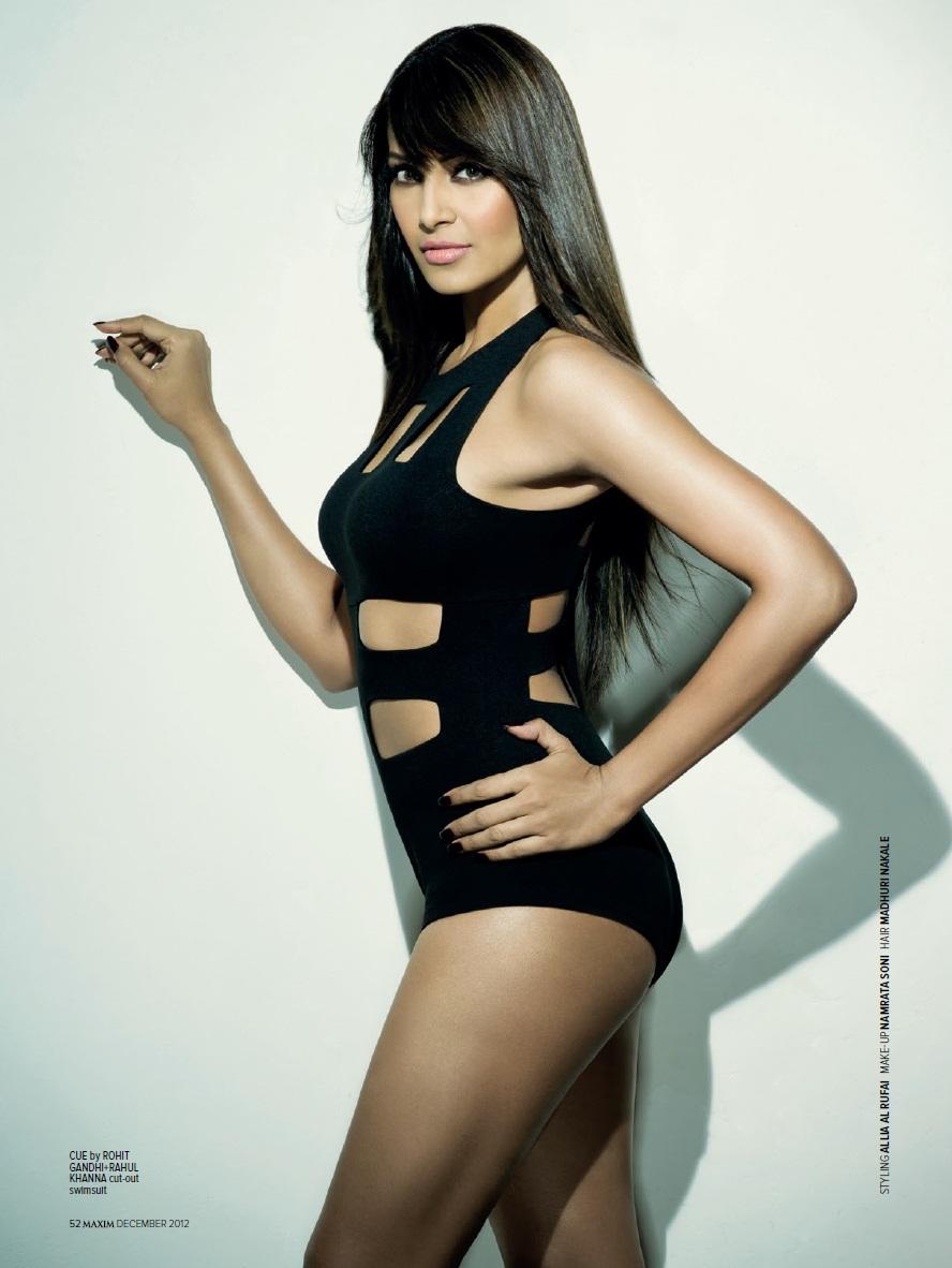 hot bollywood actress bipasha basu photoshoot for maxim magazine